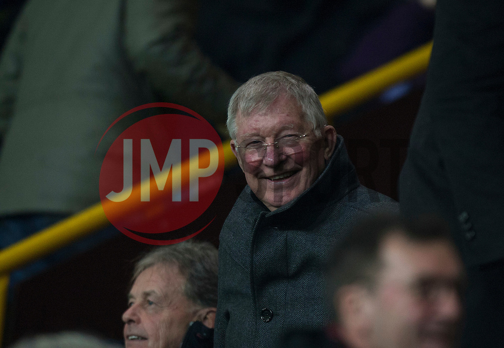 Former Manchester United manager Sir Alex Ferguson - Mandatory by-line: Jack Phillips/JMP - 28/12/2019 - FOOTBALL - Turf Moor - Burnley, England - Burnley v Manchester United - English Premier League