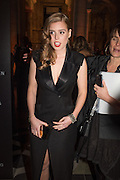 PRINCESS BEATRICE, Alexander McQueen: Savage Beauty Gala, Victoria and Albert Museum, and A. 12th March 2015