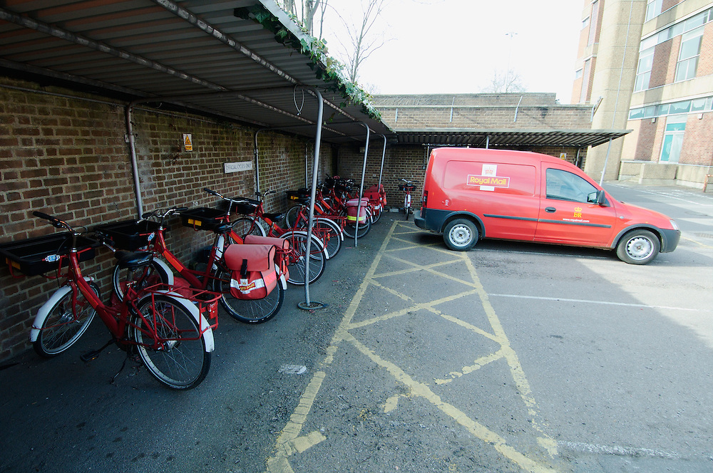 Royal Mail are considering discontinuing bicycle mail deliveries because UK roads are too dangerous.