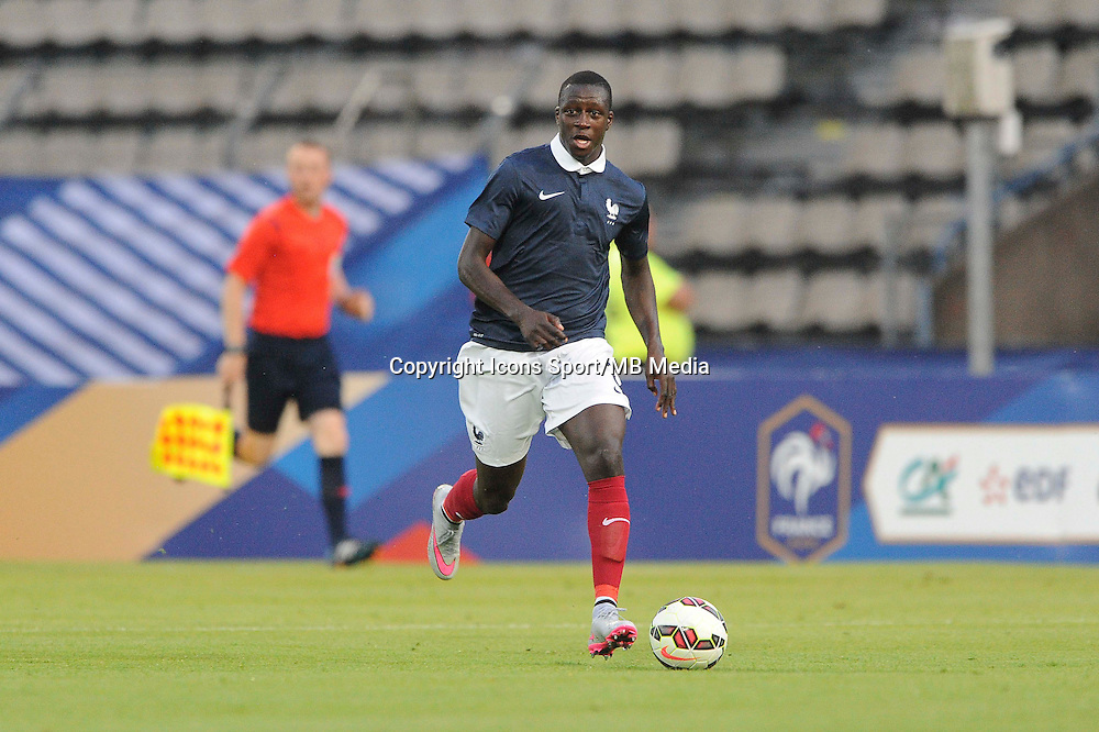 Benjamin MENDY - 11.06.2015 - Football espoirs - France / Coree du Sud - Match amical -Gueugnon<br /> Photo : Jean Paul Thomas / Icon Sport