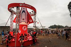 Camarote Renner na 20ª edição do Planeta Atlântida, que ocorre nos dias 29 e 30 de janeiro, na SABA, na praia de Atlântida, no Litoral Norte gaúcho.  Foto: Emmanuel Denaui / Agência Preview