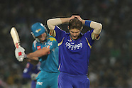 IPL Match 50 Rajasthan Royals v Pune Warriors India