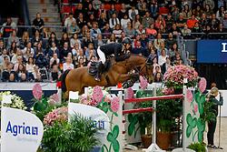 Alvarez Aznar Eduardo, ESP, Rokfeller de Pleville Bois Margot<br /> Jumping Final Round 2<br /> Longines FEI World Cup Finals Jumping Gothenburg 2019