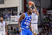 Brian Sacchetti<br /> Banco di Sardegna Dinamo Sassari - Red October Pallacanestro Cantù<br /> LegaBasket Serie A Poste Mobile 2016/2017<br /> Sassari 12/02/2017<br /> Foto Ciamillo-Castoria
