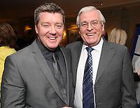 The Football Extravaganza, Harry Redknapp receives the Lifetime Achievement Award in aid of Nordoff Robbins..Tuesday, Feb 3rd, 2009. (Photo/John Marshall JME)