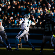 Panthers vs Seahawks - 1/17/16