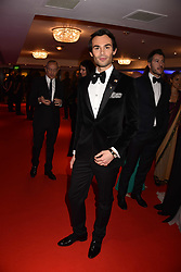 Mark-Francis Vandelli at the Chain of Hope Gala Ball held at the Grosvenor House Hotel, Park Lane, London England. 17 November 2017.<br /> Photo by Dominic O'Neill/SilverHub 0203 174 1069 sales@silverhubmedia.com