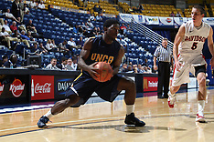MBB Game 1 - UNC Greensboro vs Davidson