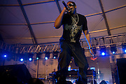 Pop star Jay-Z performs at the 3rd annual THISDAY music and fashion festival July 11, 2008  in Abuja, Nigeria. The annual festival is designed to raise awareness of African issues while promoting positive images of Africa using music, fashion and culture in a series of concerts and events in Nigeria, the United States and the United Kingdom. .