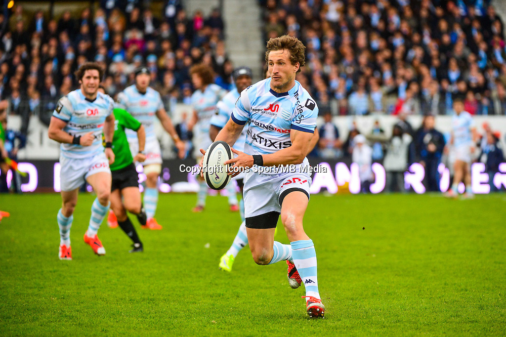 Johannes GOOSEN  - 11.04.2015 - Racing Metro / Montpellier  - 22eme journee de Top 14 <br />