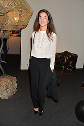 LORRAINE RICARD at the PAD London 10th Anniversary Collector's Preview, Berkeley Square, London on 3rd October 2016.