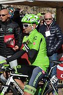 Strade Bianche gara per professionisti a Siena,Moreno Moser,7 Marzo 2015 © foto Daniele Mosna