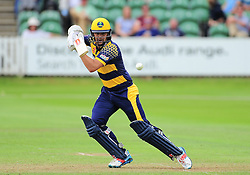 Jacques Rudolph of Glamorgan in action.  - Mandatory by-line: Alex Davidson/JMP - 24/07/2016 - CRICKET - Cooper Associates County Ground - Taunton, United Kingdom - Somerset v Glamorgan - Royal London One Day