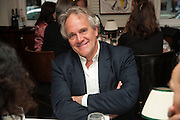 HENRY PORTER, Vanity Fair Lunch hosted by Graydon Carter. 34 Grosvenor Sq. London. 14 May 2013