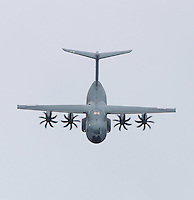Airbus A400M Atlas, Farnborough International Airshow, London Farnborough Airport UK, 15 July 2016, Photo by Richard Goldschmidt