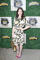 Sophie Ellis-Bextor, Kopparberg Urban Forest - Launch Party, Abbott Street Car Park, London UK, 02 July 2014, Photo by Brett D. Cove