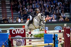 Robert Olivier, FRA, Vangog du Mas Garnier<br /> Jumping International de Bordeaux 2020<br /> © Hippo Foto - Dirk Caremans<br />  08/02/2020