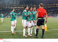 2010 World Cup - Argentina v Mexico