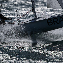 2016 RIO Olympic Sailing Day4