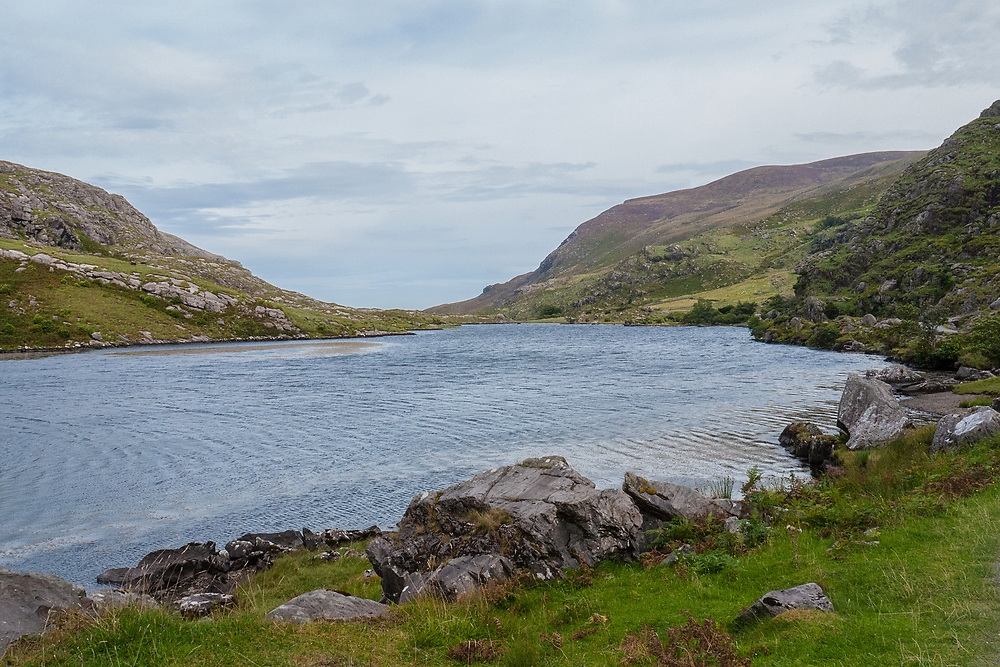 Echo Lake running through the Gap Of Dunloe