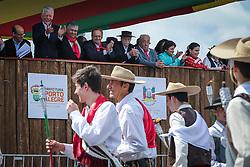 """O candidato a governador do Estado pela coligação """"O Rio Grande Merece Mais"""", Vieira da Cunha durante desfile do 20 de Setembro. FOTO: Jefferson Bernardes/ Agência Preview"""