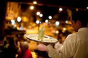 Patos de Minas_MG, 02 de Fevereiro de 2010..Historias - Cachaca Leblon..Na foto, caipinha feita com a bebida servida em um restaurante da cidade...Foto: LEO DRUMOND / NITRO