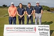 Cheshire homes golf day