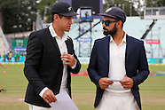 Cricket - India v New Zealand 2nd Test D1 at Kolkata