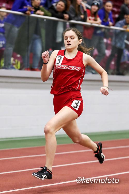 Sacred Heart, womens 300<br /> Multi-team Meet<br /> Indoor Track & Field
