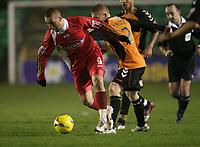 Photo: Marc Atkins.<br /> Barnet v Swindon Town. Coca Cola League 2. 20/02/2007.