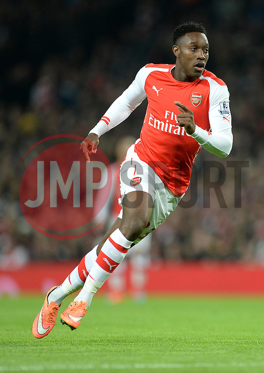 Arsenal's Danny Welbeck - Photo mandatory by-line: Alex James/JMP - Mobile: 07966 386802 - 22/11/2014 - Sport - Football - London - Emirates Stadium - Arsenal v Manchester United - Barclays Premier League
