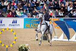 DIAZ GARCIA Alvaro (ESP), Kastar Hof Ten Zoetendaele<br /> Mannheim - Maimarkt Turnier 2019<br /> MAIMARKT-CHAMPIONAT VON MANNHEIM <br /> Int. Springprüfung mit Stechen (1.55 m) <br /> 05. Mai 2019<br /> © www.sportfotos-lafrentz.de/Stefan Lafrentz