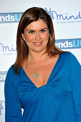 Amanda Lamb attends the Mind Media Awards 2012, BFI Southbank, Belvedere Road, London, United Kingdom, November 19, 2012. Photo by Chris Joseph / i-Images.
