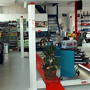 Garage Herman Lubbers Huizen opening nieuwe inrichting