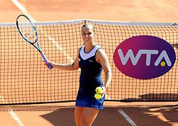 May 25, 2018 - France - Internationaux de tennis de Strasbourg - Dominic Cibulkova Slovaquie (Credit Image: © Panoramic via ZUMA Press)
