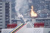 1984 Winter Olympics - Sarajevo / Opening Ceremonies