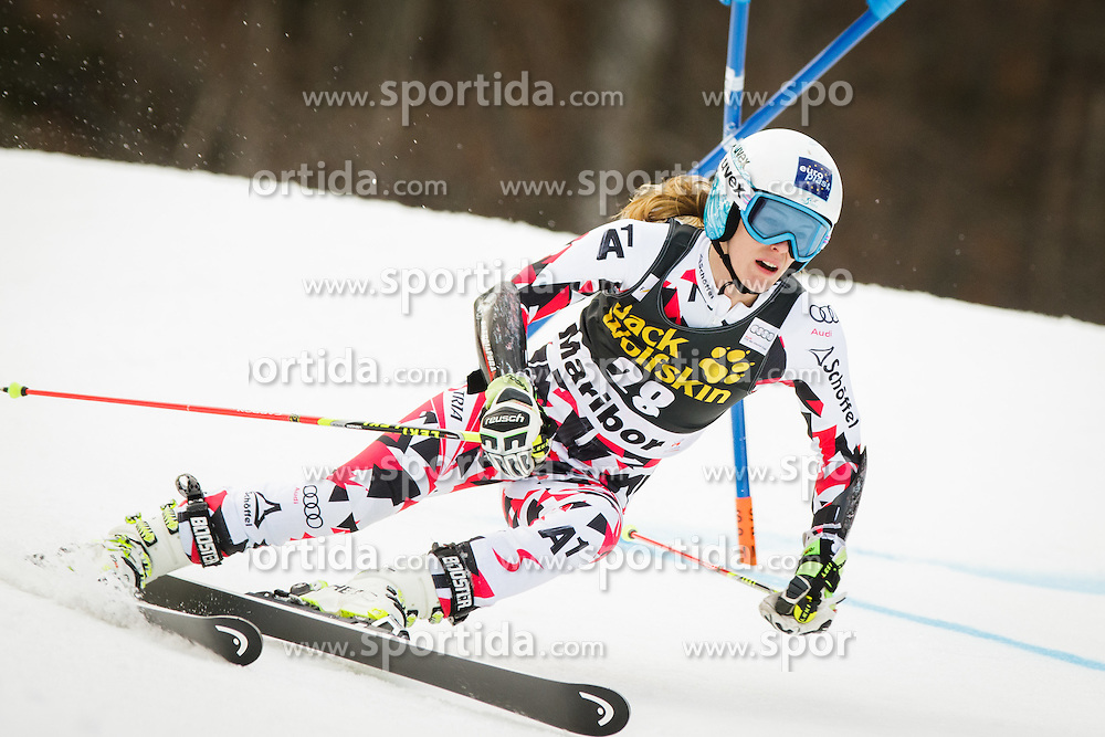 Carmen Thalmann (AUT) during 7th Ladies' Giant slalom at 52nd Golden Fox - Maribor of Audi FIS Ski World Cup 2015/16, on January 30, 2016 in Pohorje, Maribor, Slovenia. Photo by Ziga Zupan / Sportida
