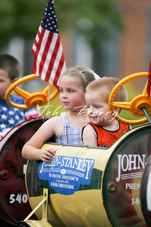 Madison Fireman's Parade.July 17, 2007