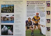 All Ireland Senior Hurling Championship - Final, .14.09.1997, 09.14.1997, 14th September 1997, .14091997AISHCF,.Senior Clare v Tipperary .Tipperary 2-16, Wexford 0-15,.Minor Clare v Galway, ..Old Ground Hotel, Ennis, Co Clare,.The Park Hotel, Dungarvan, Co Waterford, .Kytelers Inn, Kieran St, Kilkenny,