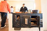 19th Century multi-purpose oven, heater, and stove