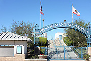 Deanna Manning Stadium Entrance