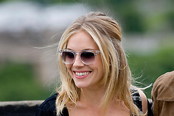 Sienna Miller..The Edge of Love photocall at Edinburg Castle..©2007 Michael Schofield. All Rights Reserved.