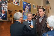 DESCRIZIONE : Milano Mostra e Conferenza Stampa 24 Basketball Movies Sport Movies &amp; TV 2010<br /> GIOCATORE : Carlo Recalcati Alessandro Galleani<br /> SQUADRA :<br /> EVENTO : Mostra e Conferenza Stampa 24 Basketball Movies Sport Movies &amp; TV 2010<br /> GARA : <br /> DATA : 29/10/2010<br /> CATEGORIA : Ritratto Curiosita<br /> SPORT : Pallacanestro<br /> AUTORE : Agenzia Ciamillo-Castoria/A.Dealberto<br /> Galleria : FIP 2010<br /> Fotonotizia : Milano Mostra e Conferenza Stampa 24 Basketball Movies Sport Movies &amp; TV 2010<br /> Predefinita :