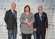 Scottish Borders Business Excellence Awards 2016, Special Award for Business of Note. Awarded by the Scottish Borders Chamber of Commerce. Winner ~ Grapevine, Galashiels.<br />