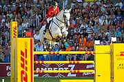 Meredith Michaels Beerbaum - Fibonacci 17<br /> FEI European Championships Aachen 2015<br /> © DigiShots