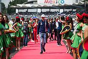 October 27-29, 2017: Mexican Grand Prix. Esteban Ocon (FRA), Sahara Force India, VJM10