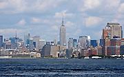 UNITED STATES-NEW YORK-Skyline. PHOTO: GERRIT DE HEUS.VERENIGDE STATEN-NEW YORK. Skyline. PHOTO GERRIT DE HEUS