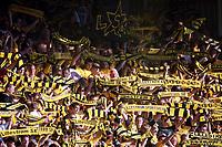 Fotball, 02. august 2006 , Tippeligaen , Lillestrøm - Brann 2-0, <br /> illustrasjon , fan , fans , skjerf , supportere , supporter