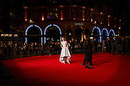 The World Premiere of 'The Hunger Games: Mockingjay Part 1' at Odeon Leicester Square in London