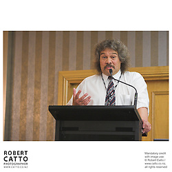 John Bishara at the Spada Conference 2005: Small Country, Big Picture at the Intercontinental Hotel, Wellington, New Zealand.